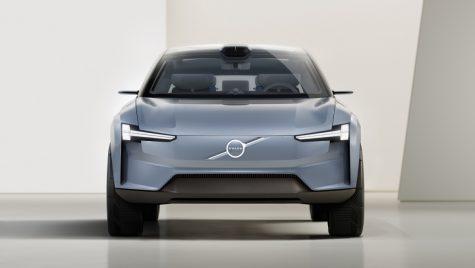 Volvo Concept Recharge anunță viitoarele modele electrice ale mărcii suedeze