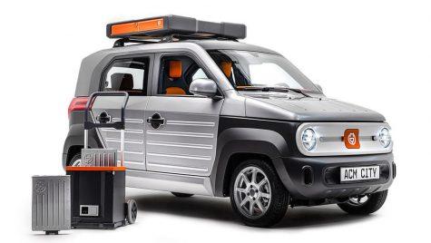 ACM City One – baterii detașabile, preț de pornire 10.000 de euro