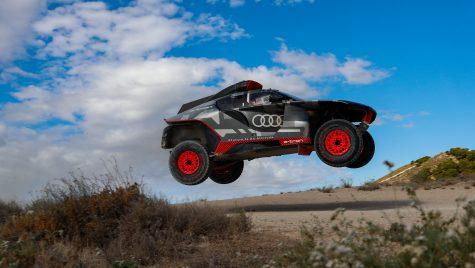 Audi RS Q e-tron a trecut printr-o sesiune de teste de 8 zile