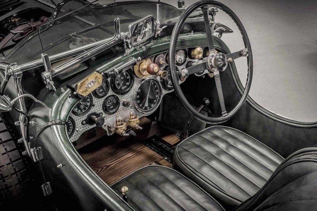 Bentley Bacalar și Blower