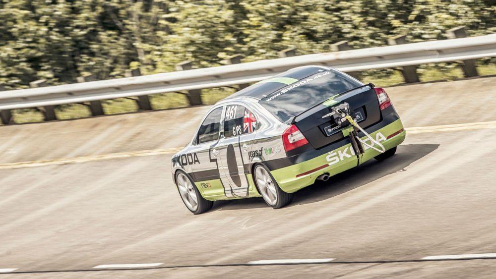 Cea mai puternică Octavia RS autoexpert.ro
