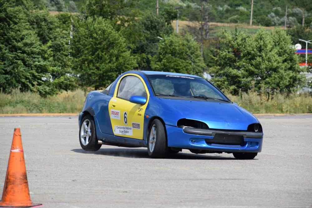 Filip Mateescu, București - Opel Tigra 2.0,
