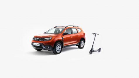 Dacia Duster Urban: ediție specială limitată la 1000 unități