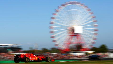 Formula 1: Marele Premiu al Japoniei a fost anulat