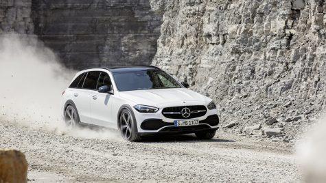 Acesta este Mercedes-Benz C-Klasse Estate All-Terrain
