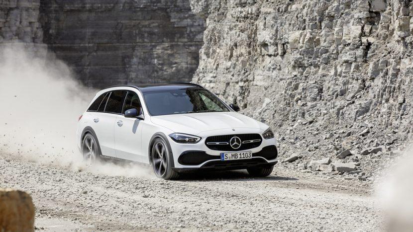 Mercedes-Benz C-Klasse All Terrain autoexpert.ro