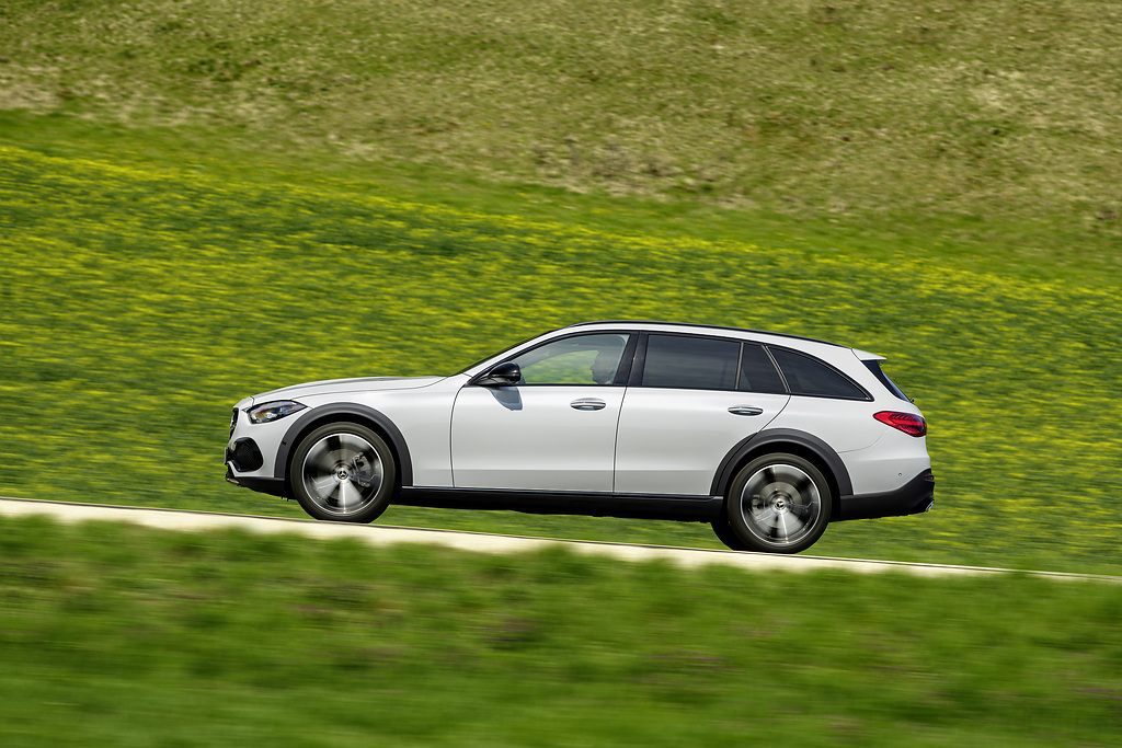 Mercedes-Benz C-Klasse Estate All Terrain autoexpert.ro