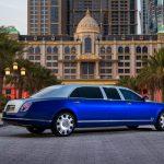 Bentley Mulsanne Grand Limousine by Mulliner: cinci exemplare disponibile la vânzare