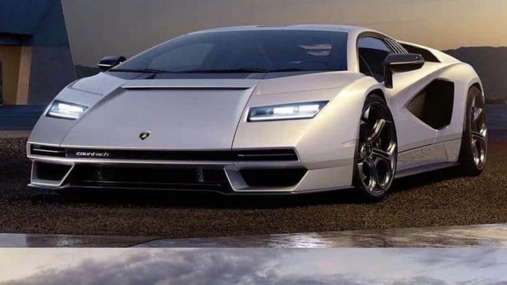 Noul Lamborghini Countach autoexpert.ro