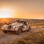 Morgan Plus Four CX-T: model dedicat uzului off-road