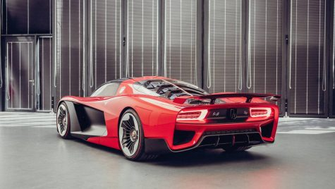 Silk-FAW Hongqi S9, potențial rival pentru Ferrari, asamblat în Italia