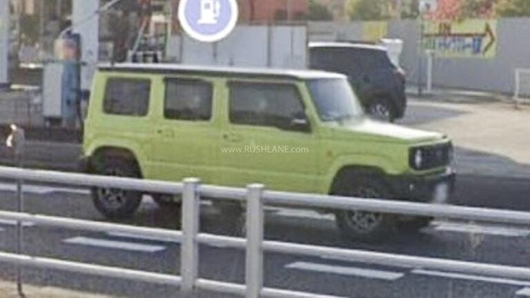 Suzuki Jimny cu 5 usi autoexpert.ro