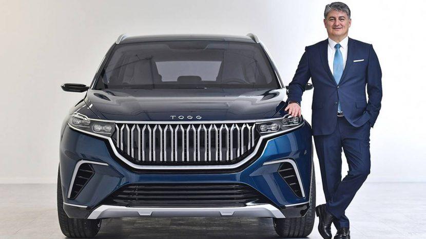 Togg automobil electric Turcia