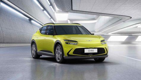 Genesis GV60 este primul SUV electric al mărcii premium din Coreea