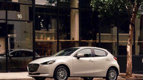 Mazda2: update tehnic pentru modelul de clasă mică