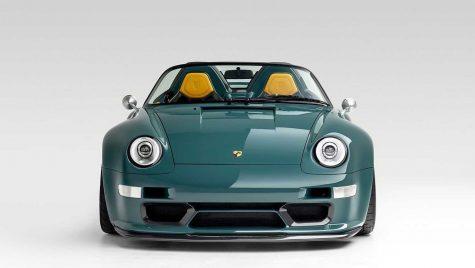 Gunther Werks 993 Speedster: reinterpretarea unui Porsche clasic