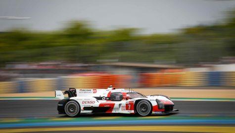 Toyota a câștigat pentru a patra oară consecutiv cursa de 24 de ore de la Le Mans