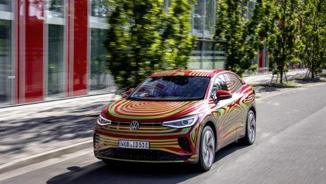 Volkswagen ID.5 GTX va fi prezent la Salonul Auto de la Munchen