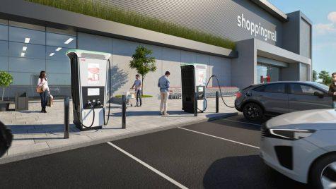 ABB, stație de încărcare pentru mașini electrice de 360 kW până la finalul anului