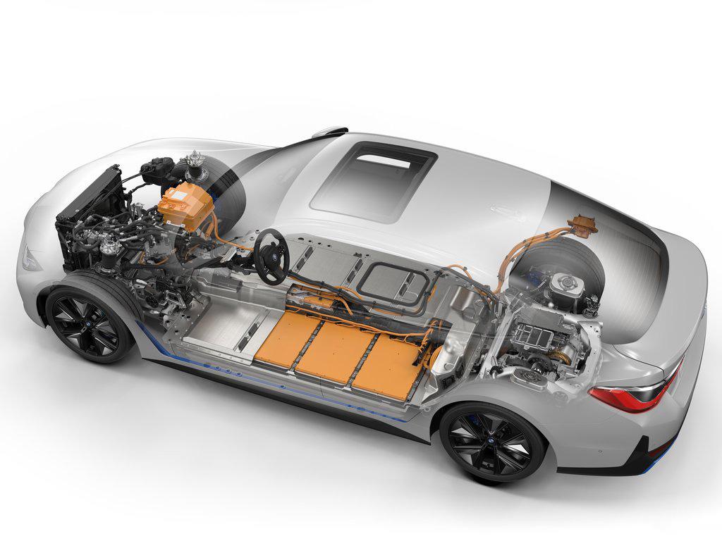 BMW i4 autoexpert.ro