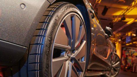 Noua anvelopă Continental SportContact 7 disponibilă în 42 de versiuni