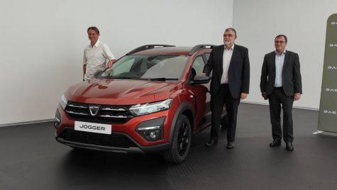 Doi vicepreședinți Renault și CEO-ul Dacia, la București pentru a stabili viitorul modelului Duster 3