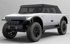 Fering Pioneer: off-roaderul hibrid cu autonomie 7000 km!