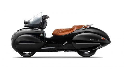 Golden Age, scuterul care costă 10.000 de euro