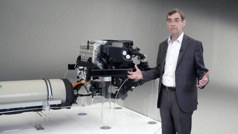 Jürgen Guldner - BMW Hydrogen 1
