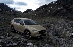 Mazda CX-5 facelift. Iată ce aduce nou!