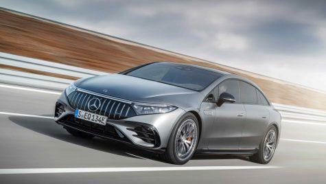 Mercedes-AMG EQS 53 4Matic+ este primul AMG 100% electric