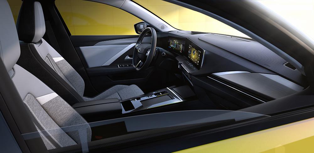 Opel Astra electric autoexpert.ro