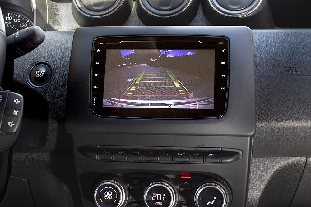 Sistem multimedia Duster, Sandero, Logan de la Falcon Electronics