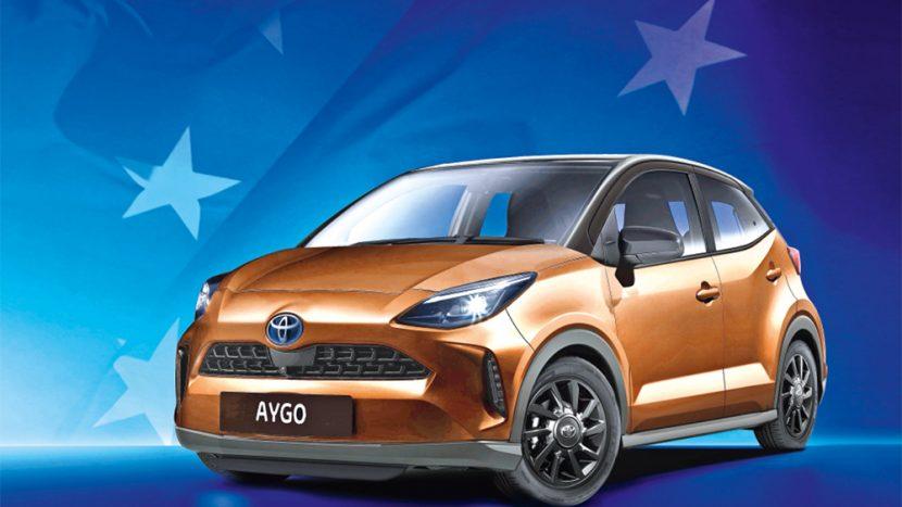 Toyota Aygo 2023 autoexpert.ro