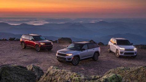 Noul Jeep Grand Cherokee – informații și imagini oficiale