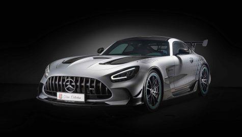 Țiriac Collection adaugă un Mercedes-AMG GT Black Series în galerie