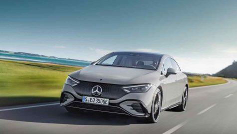 IAA Munchen: Mercedes-Benz EQE – informații și imagini oficiale