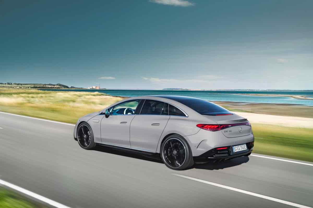 Mercedes-Benz EQE, fără sedanuri în viitor