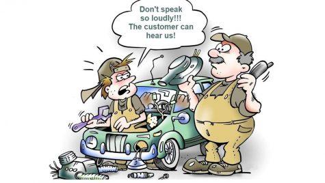 8 Sfaturi despre cum să NU fii păcălit de un mecanic auto?