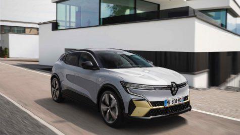 IAA Munchen: Renault Megane E-Tech Electric a debutat oficial