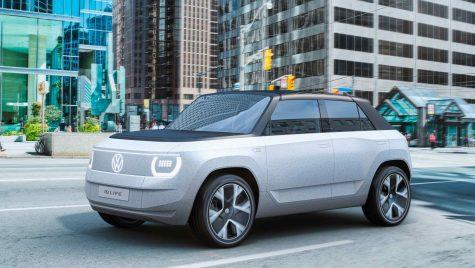IAA Munchen: Volkswagen ID. Life Concept anunță viitorul ID.2