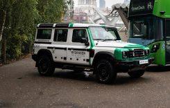 Ineos Grenadier FCEV va folosi tehnologia fuel cell de la Hyundai