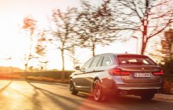 Test drive BMW 520d Touring xDrive model 2021