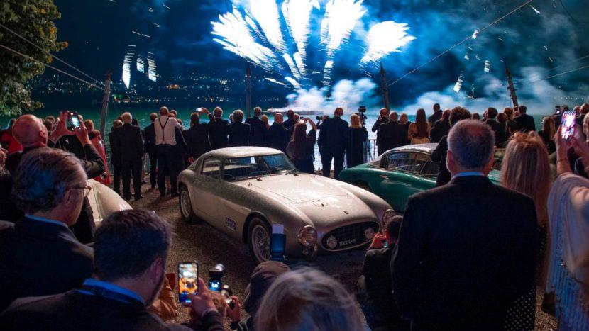 Concorso d'Eleganza Villa d'Este - Ferrari
