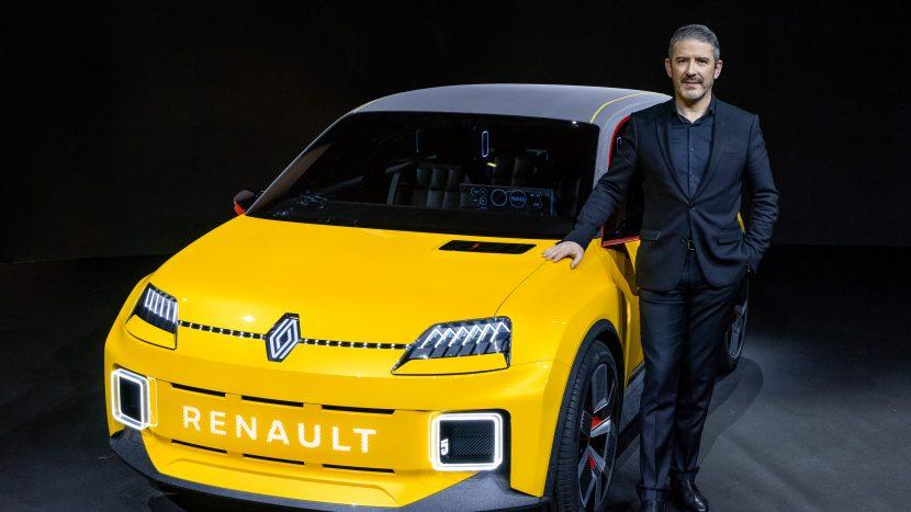 Gilles VIDAL si Renault 5