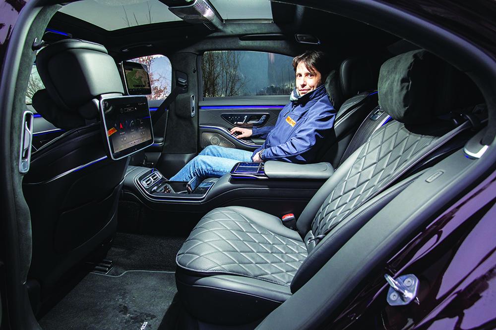 Test Drive Mercedes-Benz S500 4Matic L autoexpert.ro