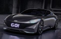 Viitorul calandru Hyundai va transmite mesaje