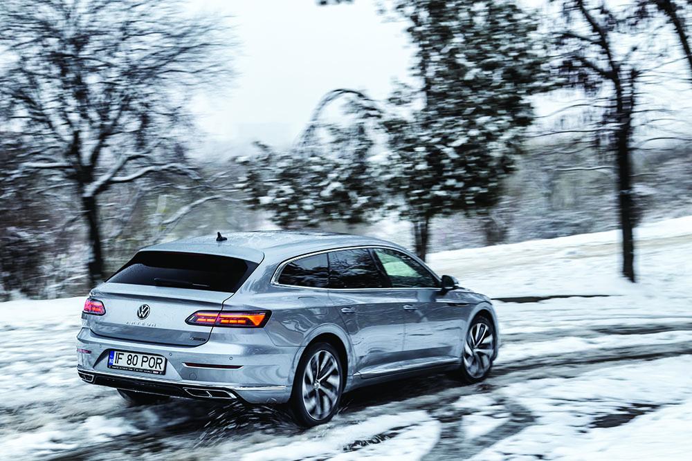 Volkswagen Arteon SB R-Line autoexpert.ro