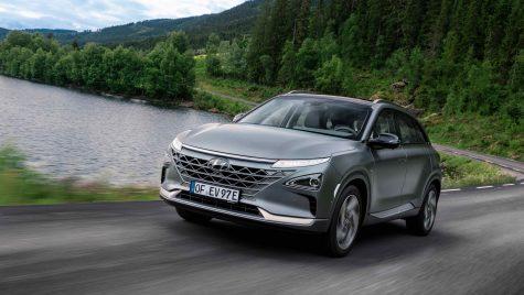 Hyundai Nexo: peste 1000 de unități vândute în Europa