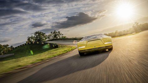 Lamborghini Countach LP 500: reconstrucția unui model special